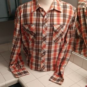 Men's long sleeve shirt XXl